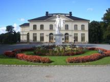 Das königliche Schlosstheater auf Drottningholm in Stockholm
