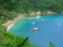 Das Blue Waters Inn in Speyside befindet sich in einer Karibik-Bucht aus dem Bilderbuch