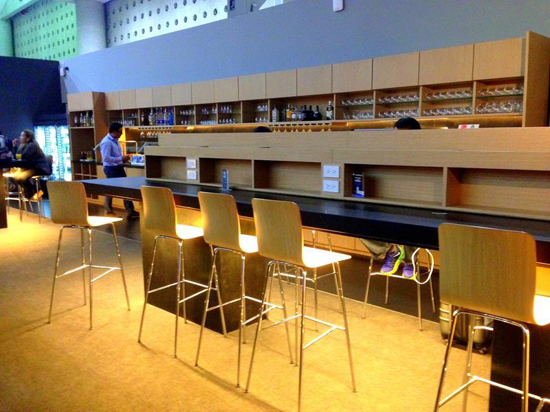 Der Salon Premier im Mexico International Airport