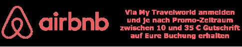 Guthaben bei AirBnB bekommen