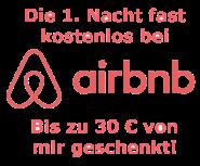 Reiseguthaben von Air BnB