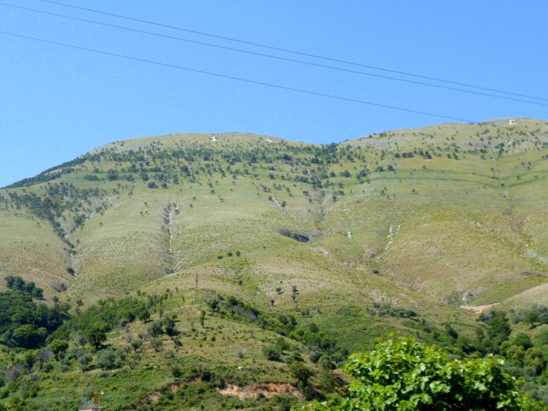 Tolle Landschaft in Albanien