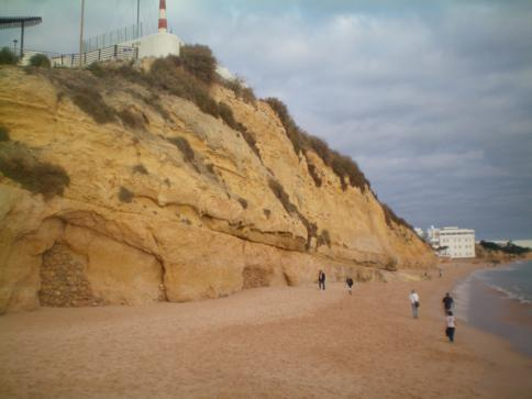 Der Praia dos Pescadores in Albufeira