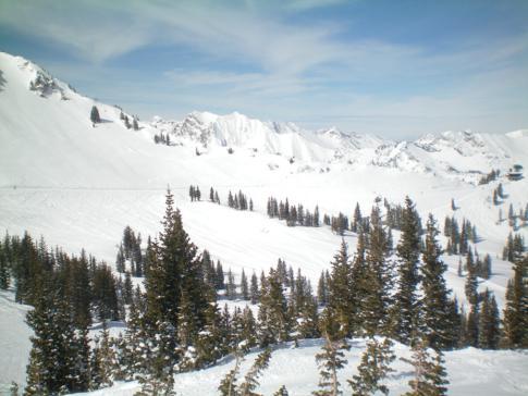 Skigebiete in Utah