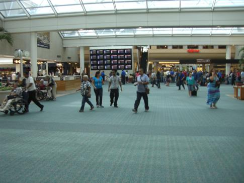 Der Orlando International Airport
