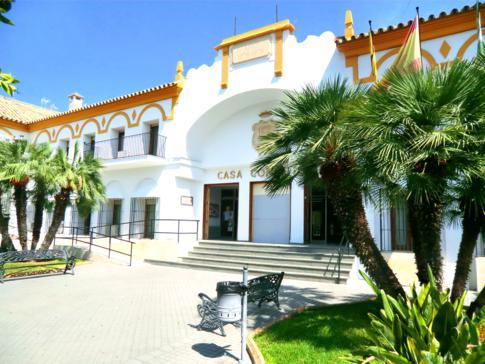 Wunderschöne Kleinstadt: Palma del Rio am Rio Guadalquivir
