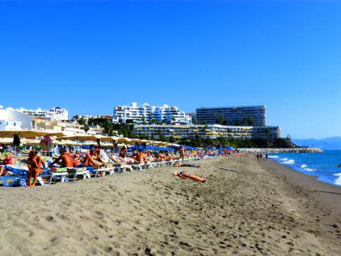 Pauschalurlaub in Torremolinos an der Costa del Sol - nicht so unsere Welt