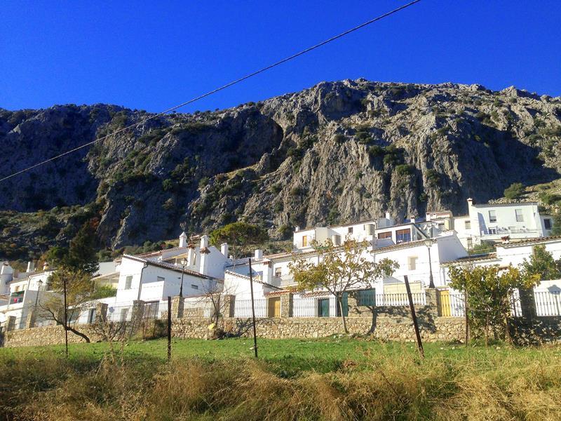 Das weiße Dorf Villaluenga del Rosario