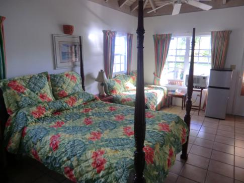 Superior View Zimmer im Catamaran Hotel in Antigua