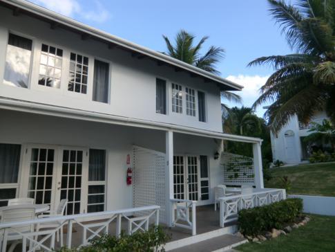 Die Dickenson Bay Cottages im Nordwesten von Antigua