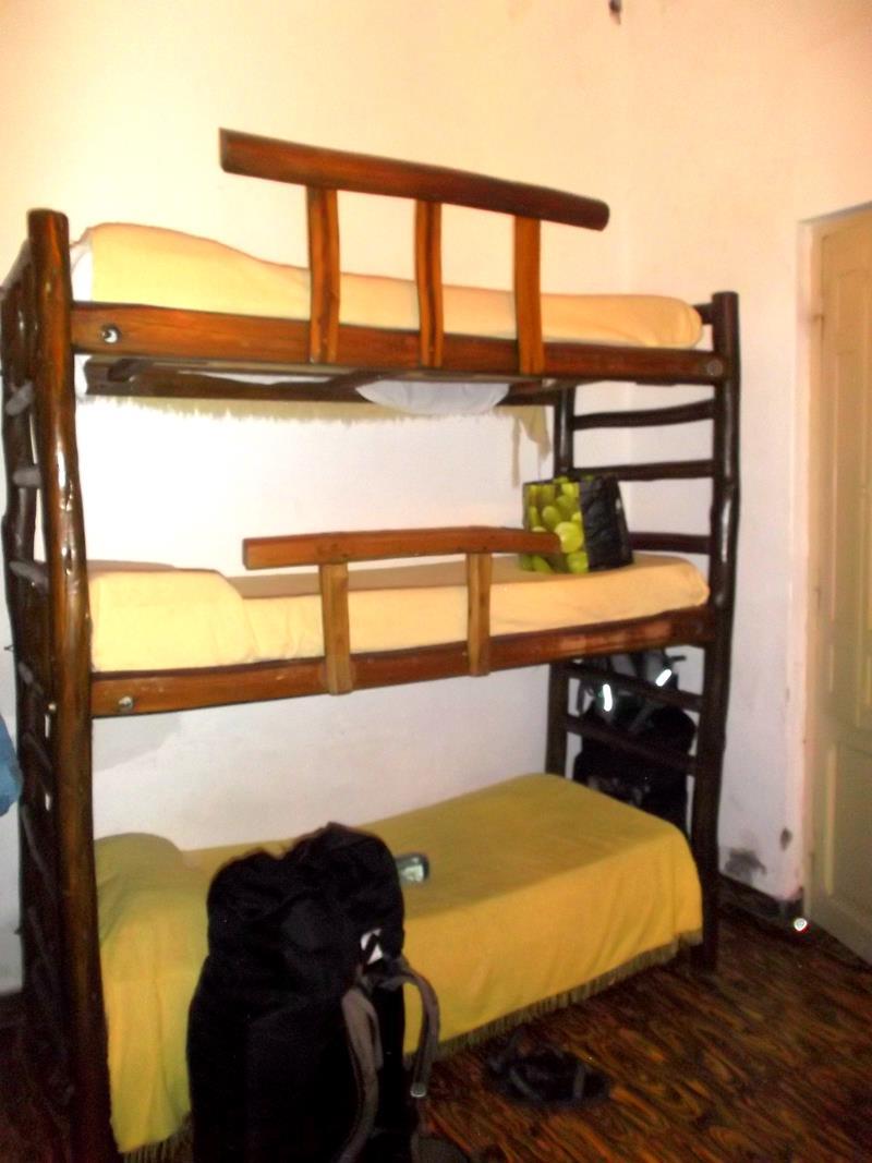 Das Club Hostel in San Salvador de Jujuy im nördlichen Argentinien
