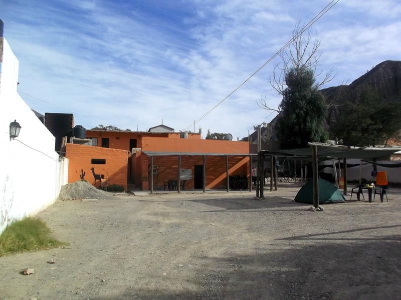 Die Hospedaje La Reliquia in Purmamarca
