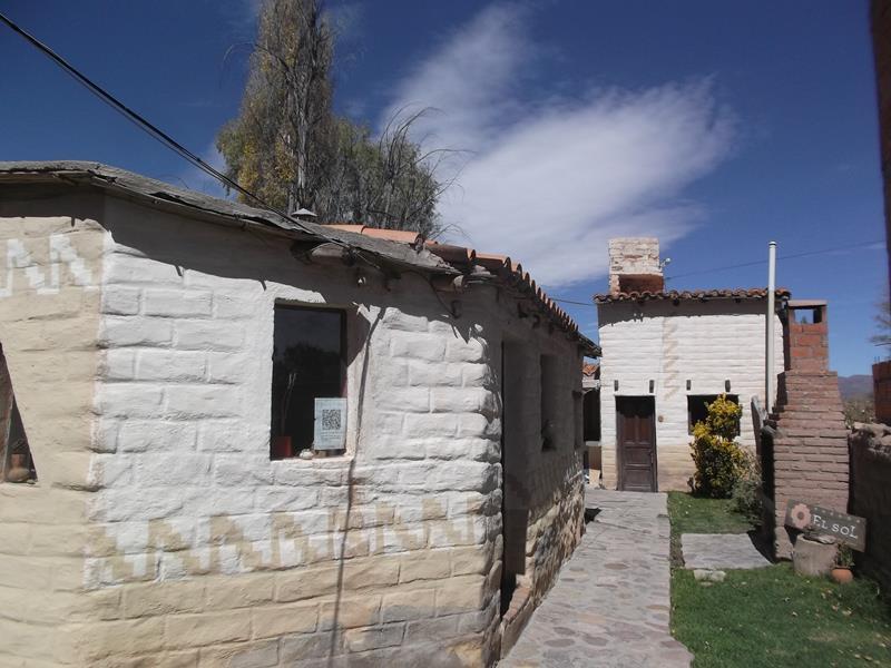 Die Posada El Sol in Humahuaca im nördlichen Argentinien