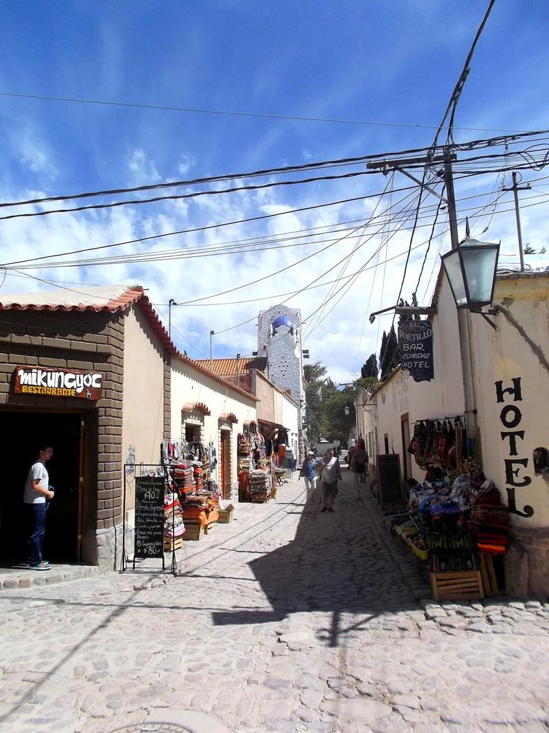 Humahuaca im Norden von Argentinien