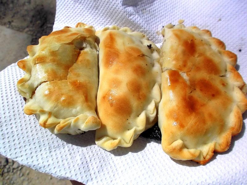 Die für mich besten Empanadas habe ich in Humahuaca gefunden