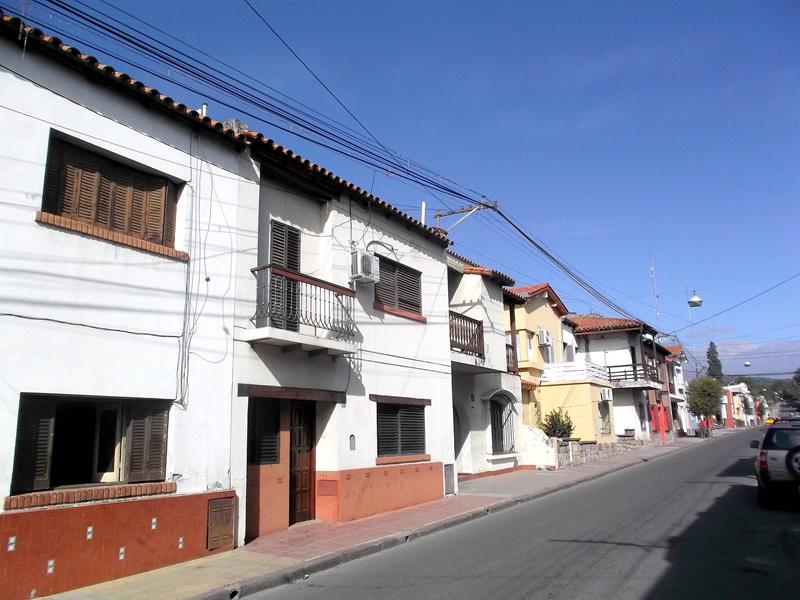 Das Zentrum von San Salvador de Jujuy, einer mittelgroßen Stadt Argentiniens