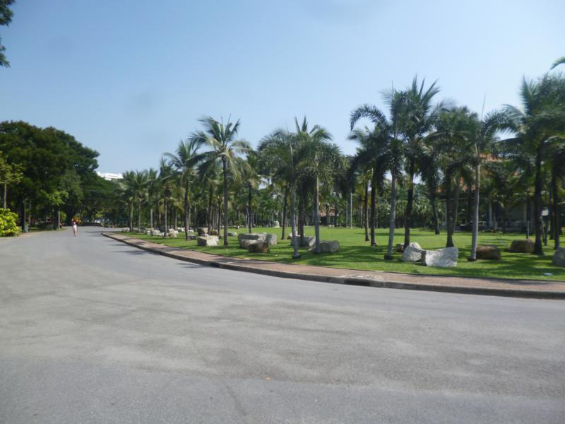 Eine grüne Oase in Bangkok, der Lumphini Park
