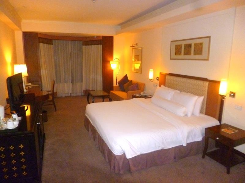 Das Rama Gardens Hotel in Bangkok