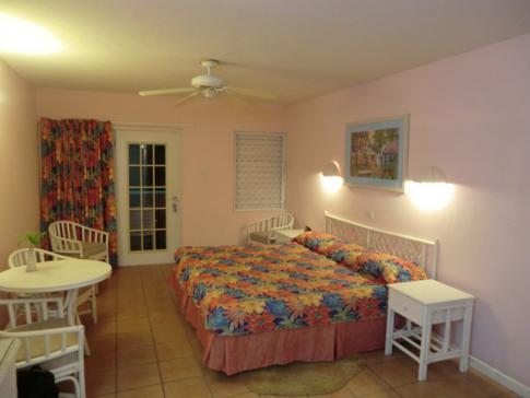 Das Butterfly Beach Hotel in Oistins, Barbados