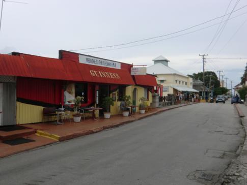 Das kleine Village Speightstown im Nordwesten von Barbados