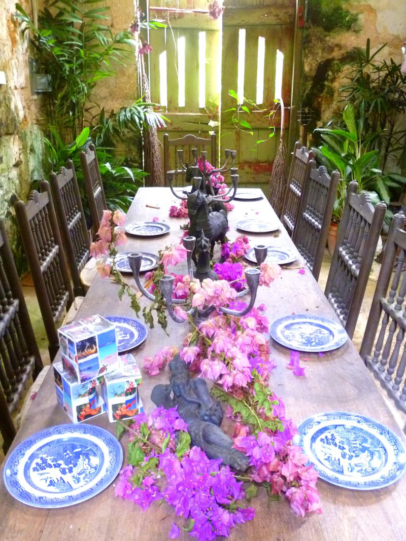 Huntes Garden in Barbados - ein botanisches Meisterwerk