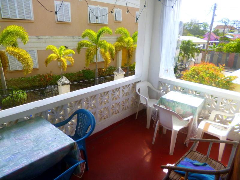 Das Rio Guesthouse am St. Lawrence Gap in Barbados
