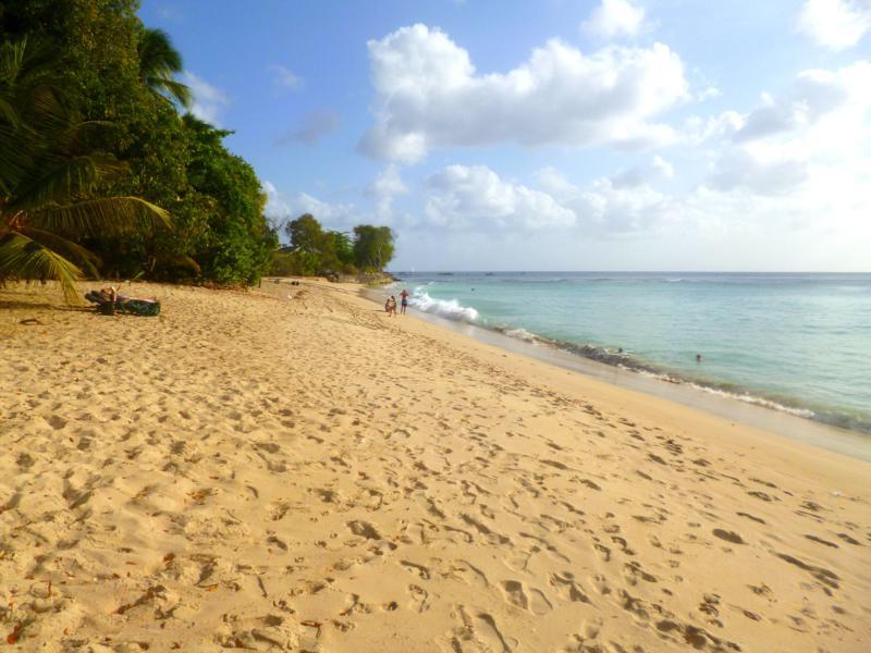 Die Reeds Bay an der luxuriösen Westküste von Barbados