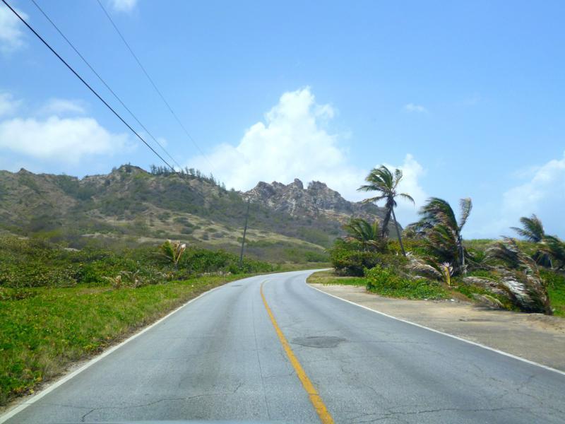 Auf Tour mit dem Mietwagen entlang der Ostküste von Barbados