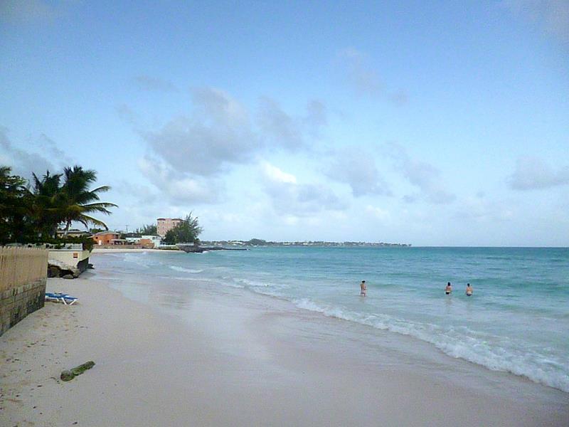 Das Butterfly Beach Hotel in Oistins auf der Karibik-Insel Barbados