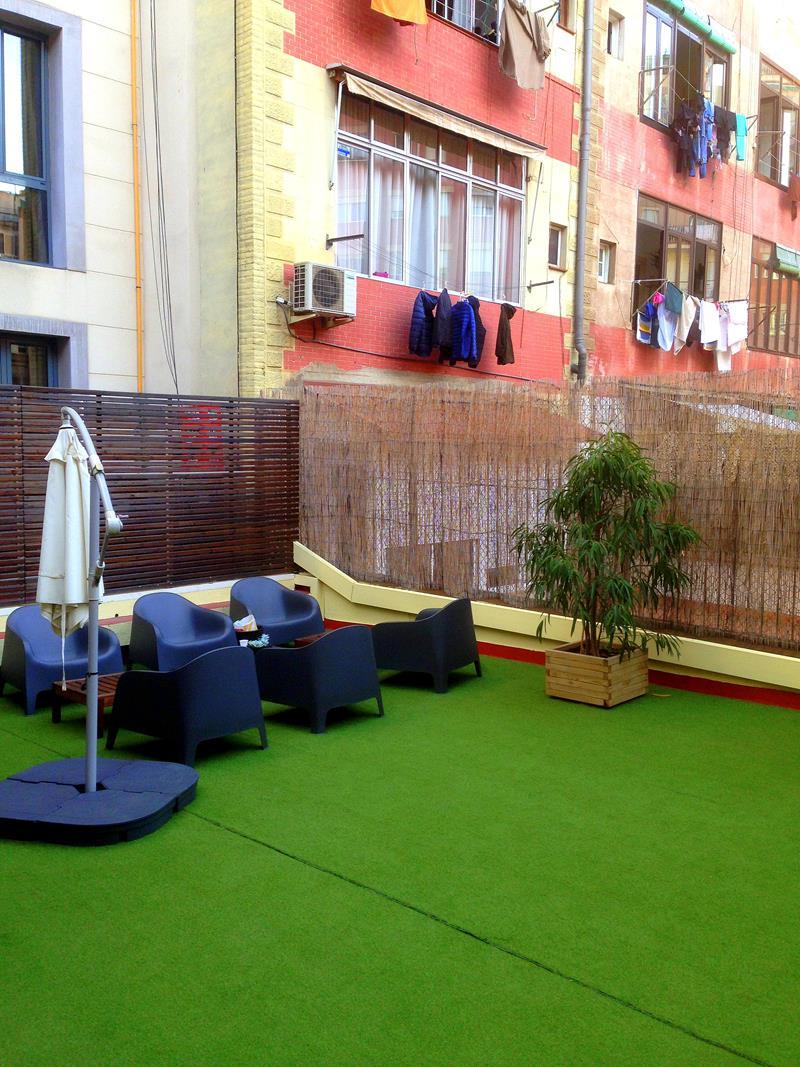 Unsere Unterkunft, das BCN Urban Hotels Gran Ronda in Barcelona