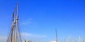 Barcelona Hafen Puerto