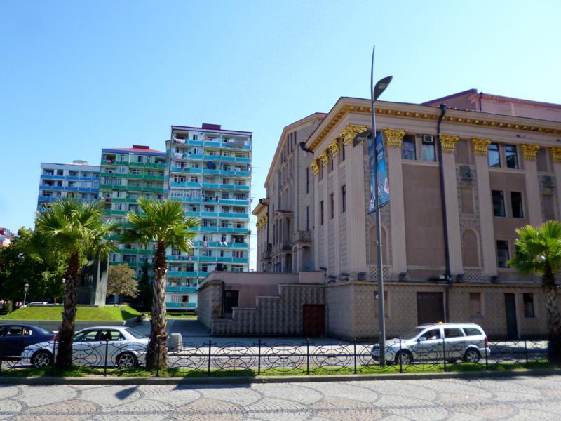 Das Theater von Batumi