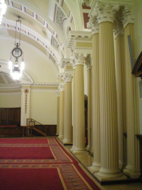 Der Festsaal der Belfast City Hall