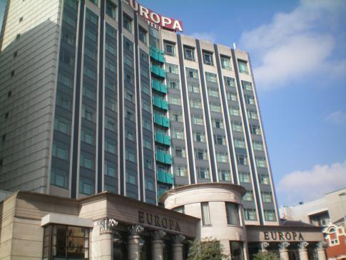 Das Hotel Europa in Belfast