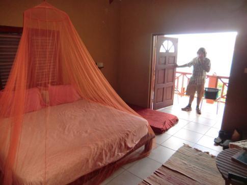 Ein Zimmer im Sweet Retreat Hotel in Bequia