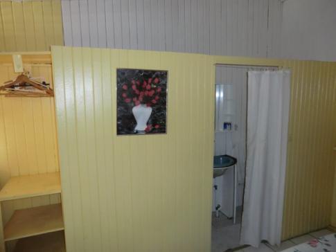 Ein spartanisches Zimmer, optimal für Backpacker und Rucksack-Reisende in Bequia