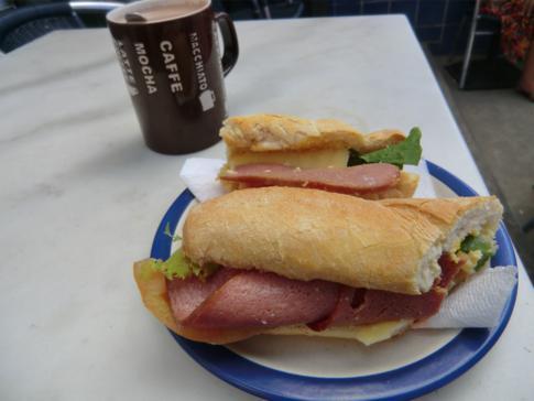 Leckeres Frühstück direkt in Port Elizabeth