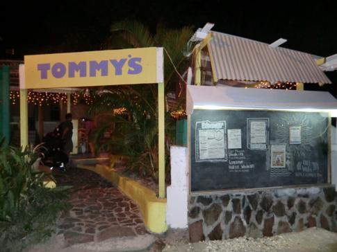 Tommy's Cantina am Ende des Belmont Walkway's in Port Elizabeth