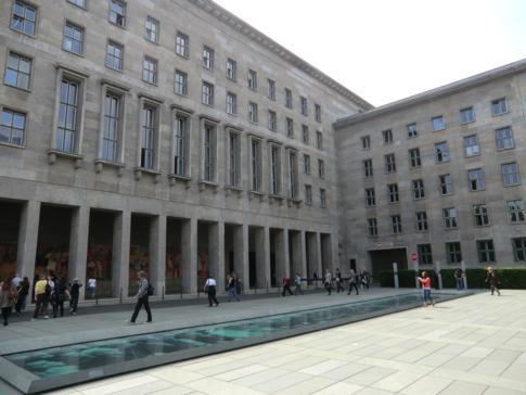 Das ehemalige Reichsluftfahrtministerium