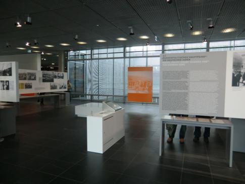 Die Ausstellung Topographie des Terrors