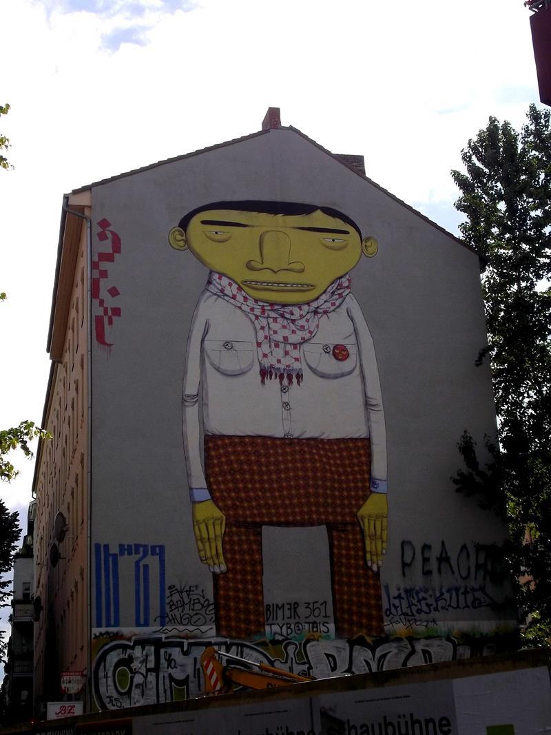 Kostenlose Street-Art-Stadtführung durch Berlin-Kreuzberg