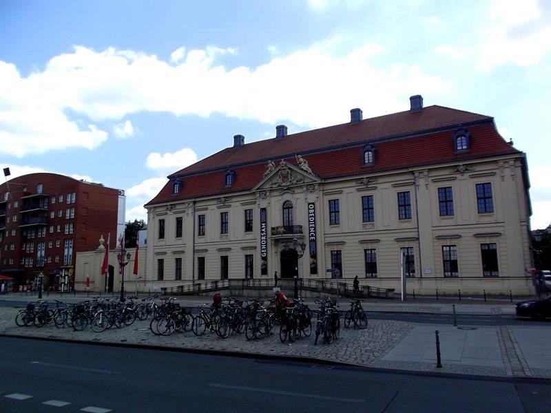 Das Jüdische Museum in Berlin