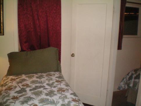 Das Fernwood Motel in Big Sur, Blick in unser Zimmer