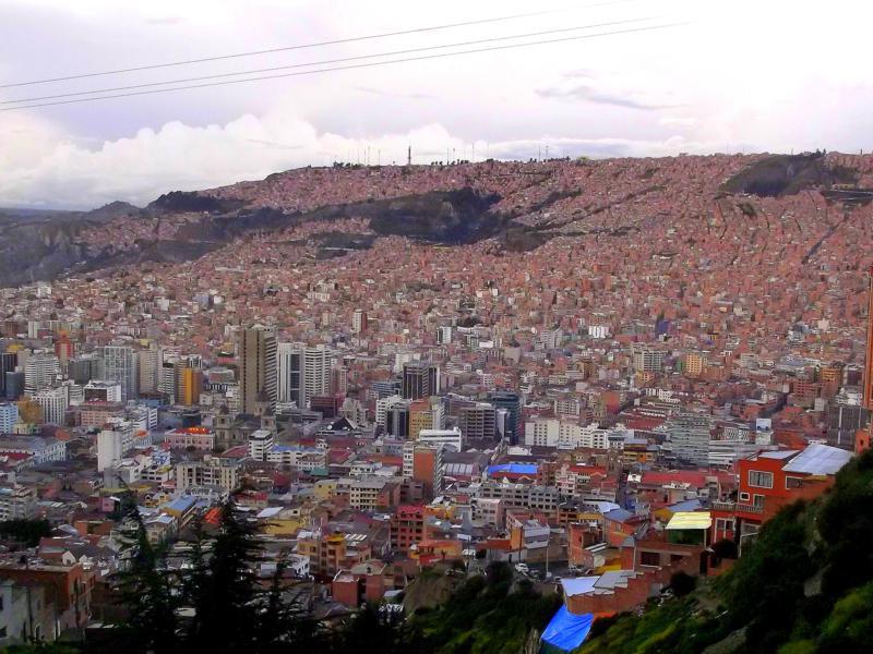 Reisebericht La Paz