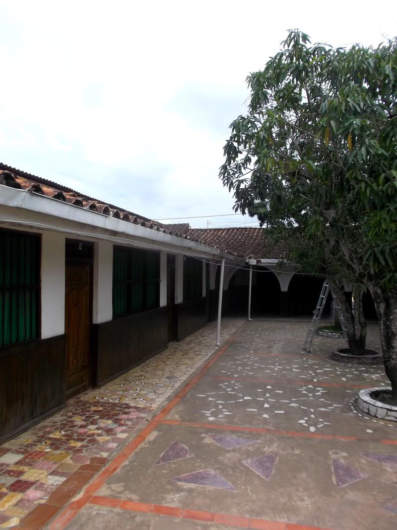 Das Residencial Mojitos in San Ignacio de Moxos im Norden von Bolivien