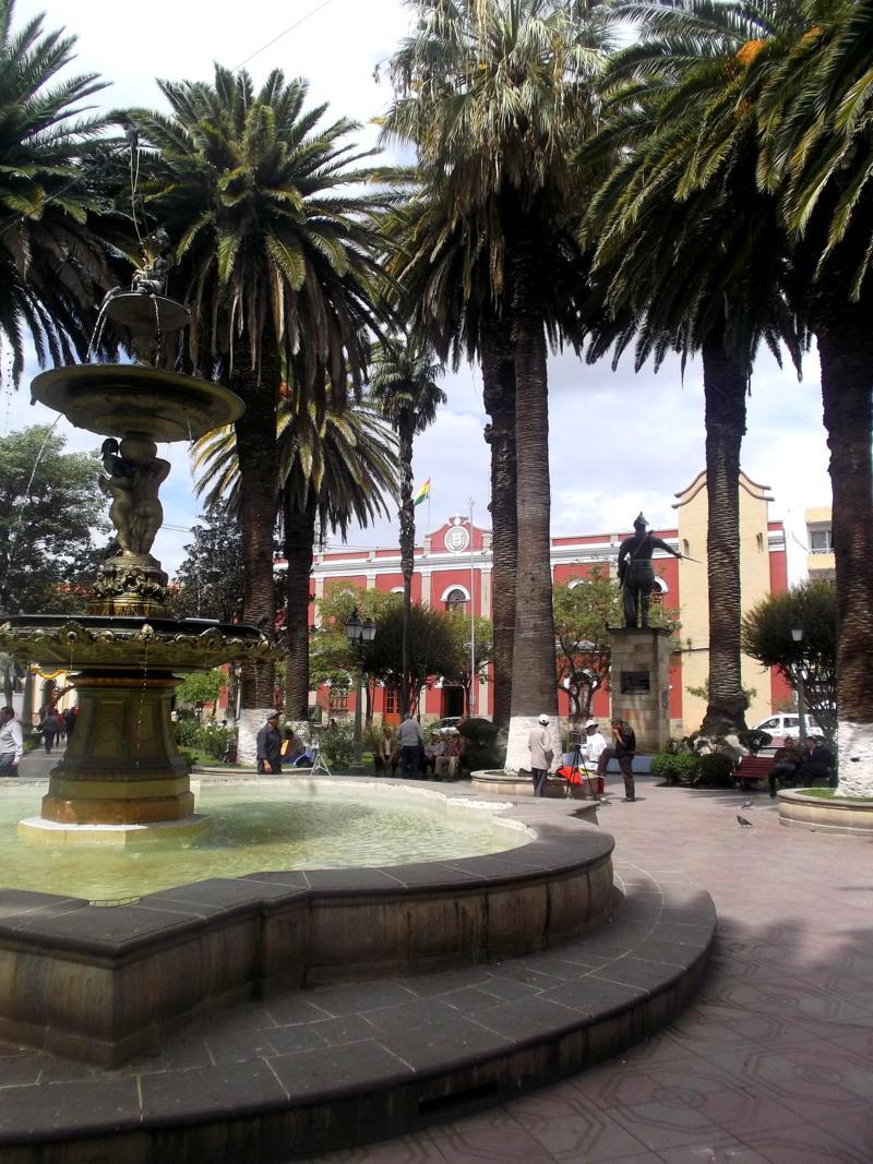 Das gemütliche, aber hübsche Tarija im Süden von Bolivien