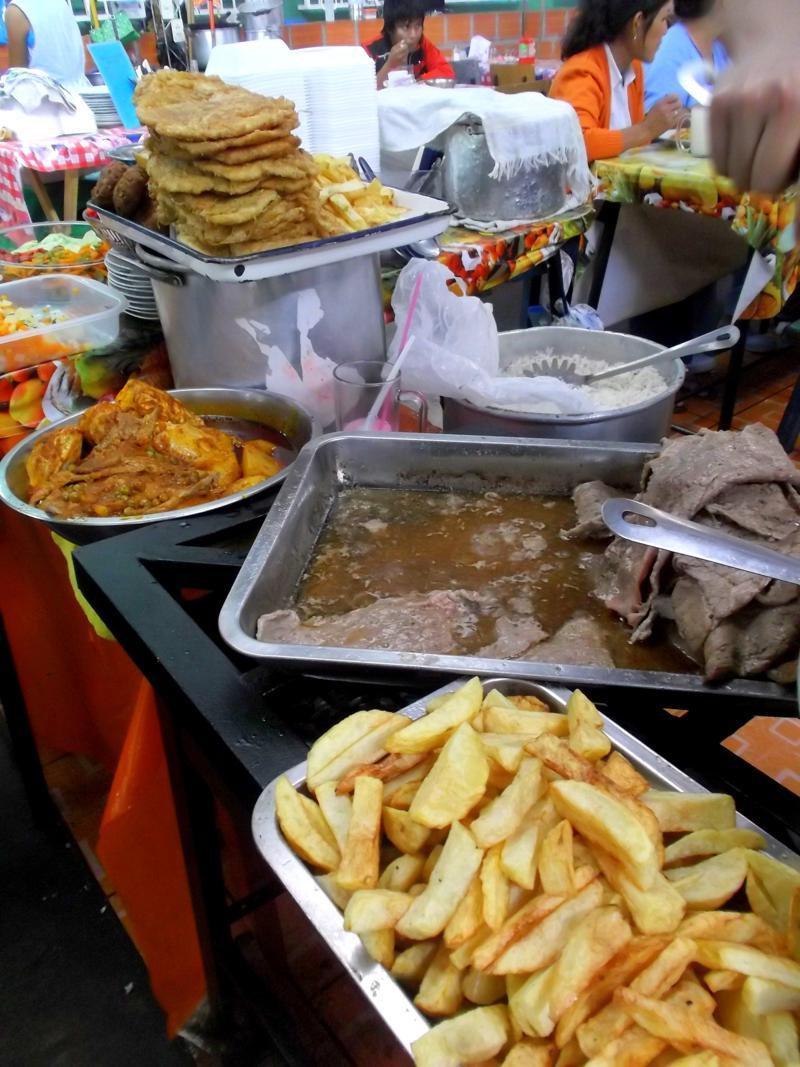 Der vielfältige Markt von Tarija - immer einen Besuch wert