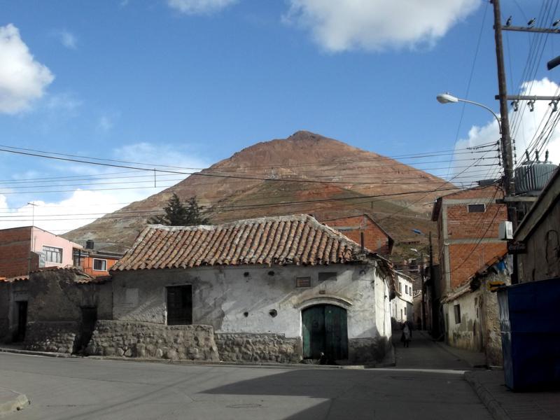 Ziemlich überraschend hat Potosi auch eine sehr hübsche Altstadt