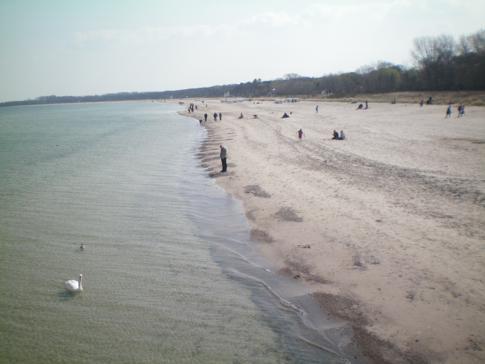Der Strand von Boltenhagen