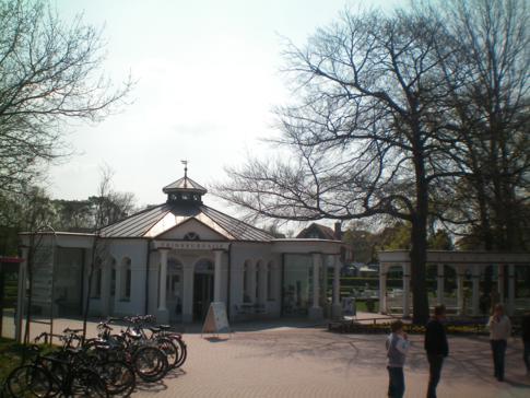 Die Trinkkurhalle in Boltenhagen